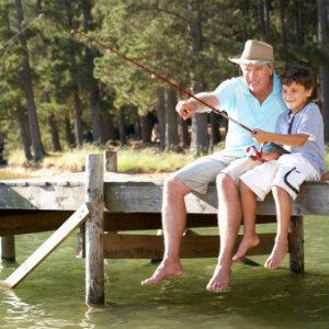 fishing_with_grandchildren