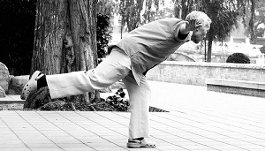 balancing exercises for older adults