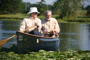 vibrant active seniors