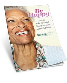 Happiness as you Get Older