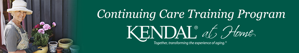 KAH Continuing Care Training Program