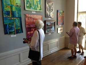 community artreach show