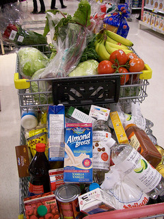 grocery shopping older adults