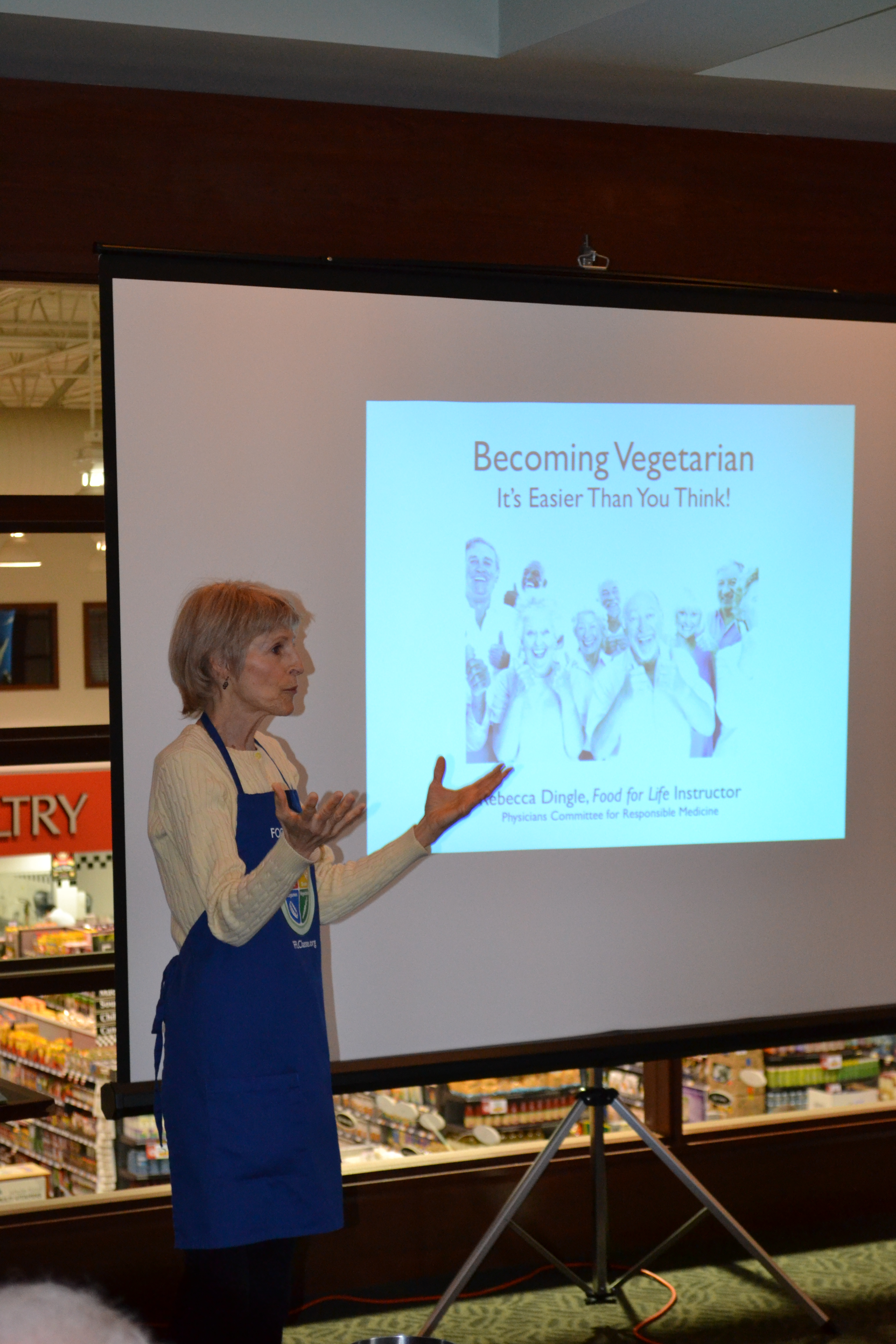 Vegetarian Event