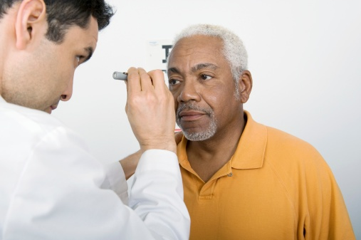 older adults eye exams