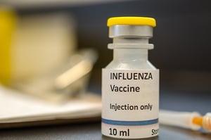 high dose flu vaccine