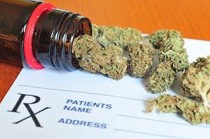 medical marijuana image