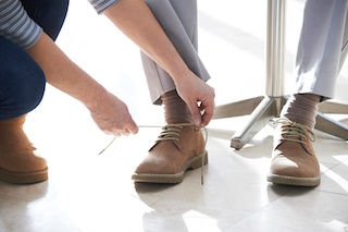 shoes to help prevent falls