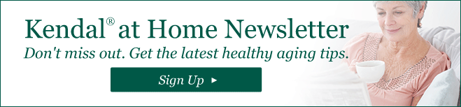 Kendal at Home Newsletter Sign Up