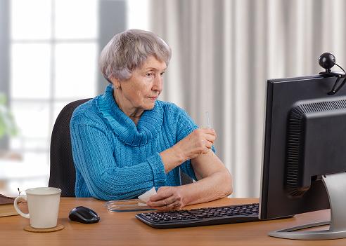 telehealth older adults